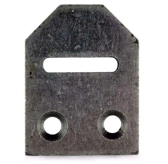 No. 316A HORIZONTAL SLOT PLATE