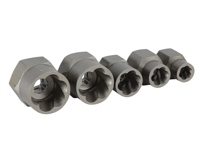 Irwin Bolt Grip Remover Expansion Set of 5