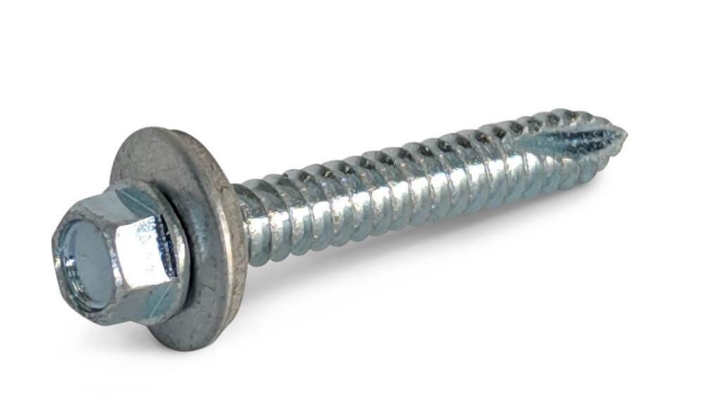 6.3 x 25mm Gash Point Self Drilling Tek Screw