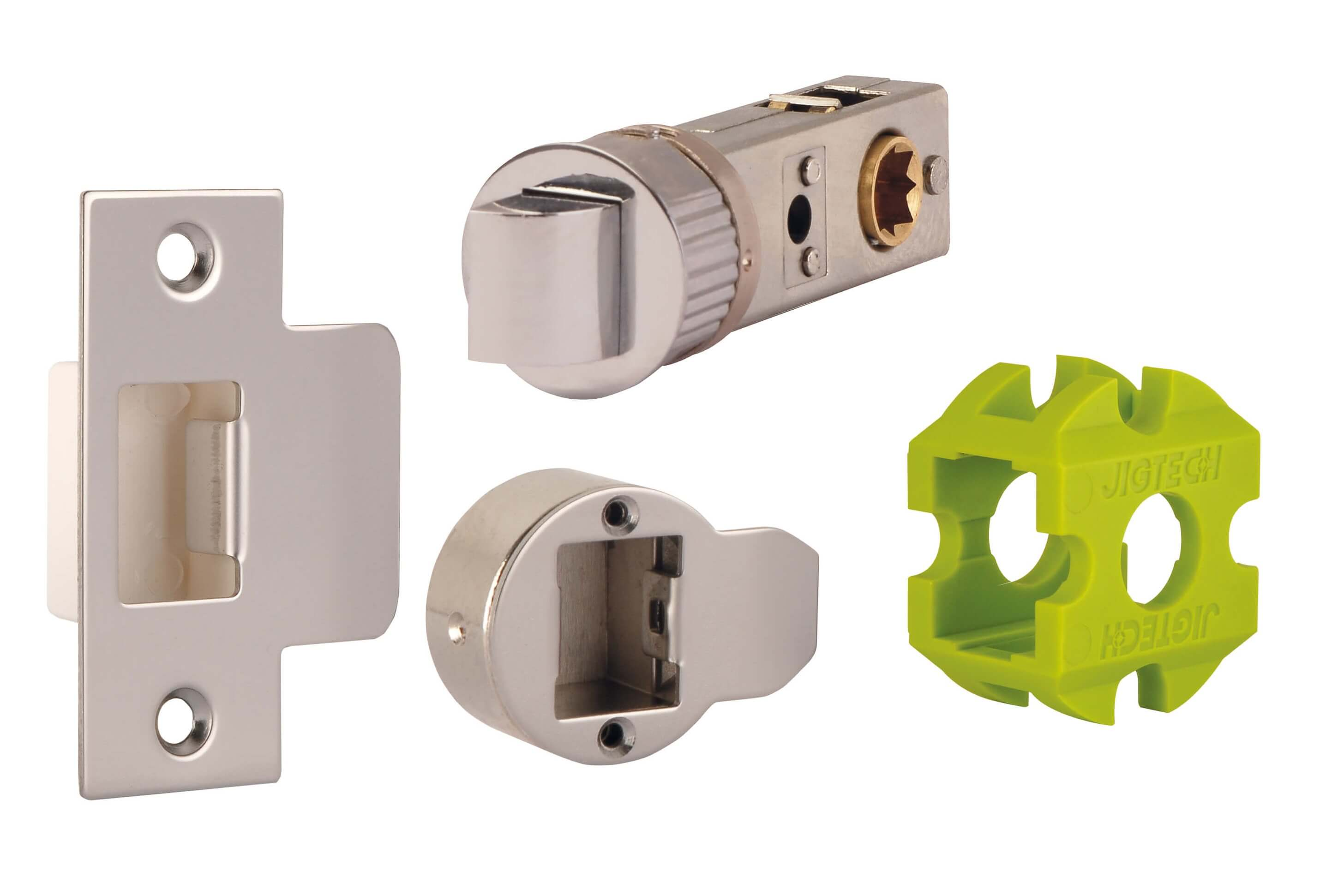 Jigtech Smart Passage Latch 57mm Backset PCP
