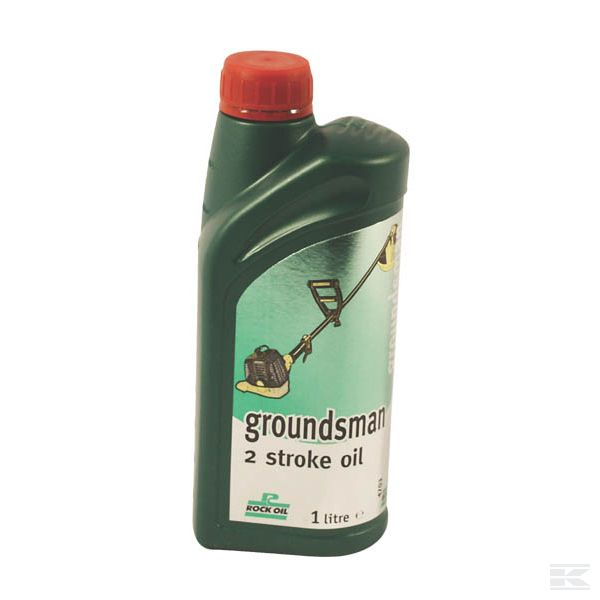 Rock Oil 2 Stroke Oil 1L