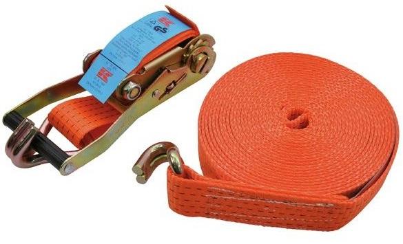 TS20505E Ratchet Tie Down Strap 5M