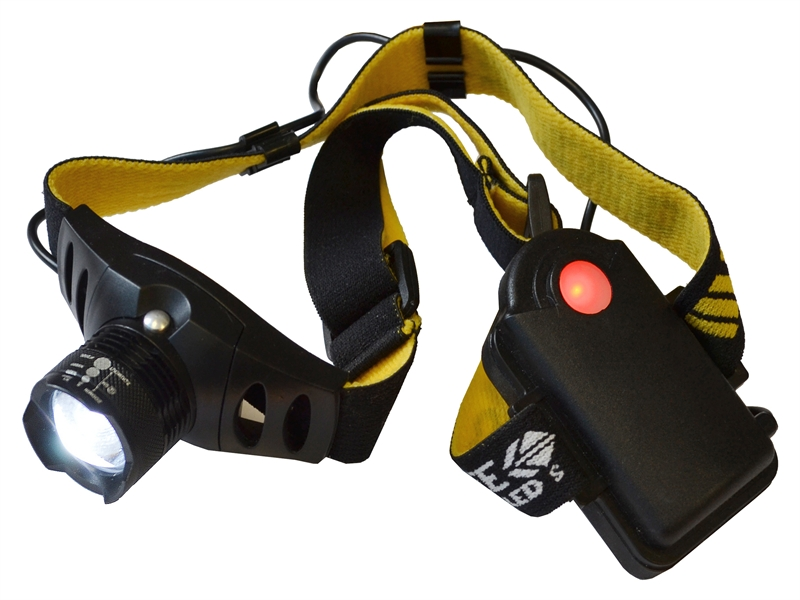 Lighthouse 220 Lumen Focussing Head Torch