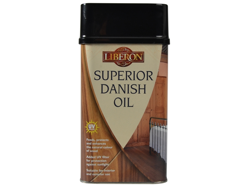 LIBERON Superior Danish Oil 1 Litre