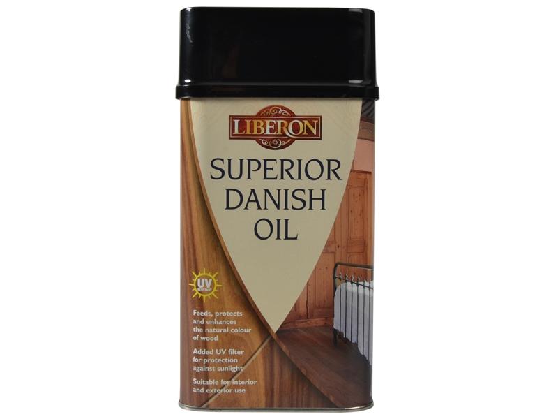 LIBERON Superior Danish Oil 1 Litre