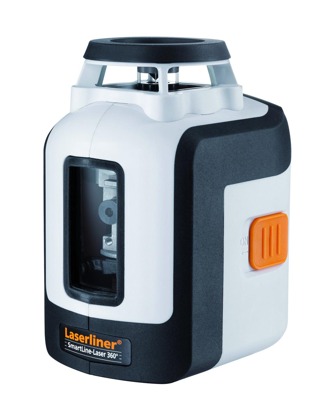 Laserliner® Smartline Laser 360D Set 081.118B
