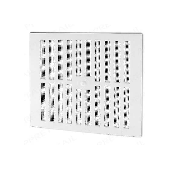 Map 909-02 Adjustable Surface Vent  White