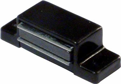 Black Magnetic Catches 4kg