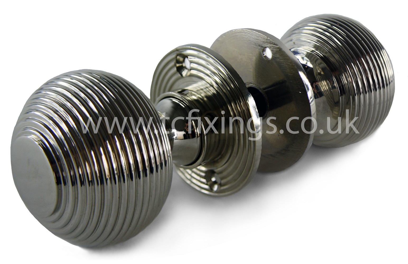 MDS DBEE2 59mm Beehive Knob Polished Nickel