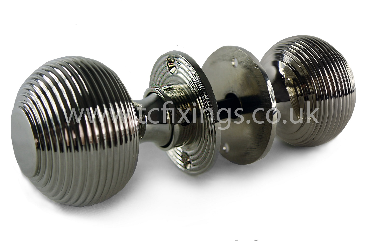 MDS DBEE 50mm Beehive Knob Polished Nickel