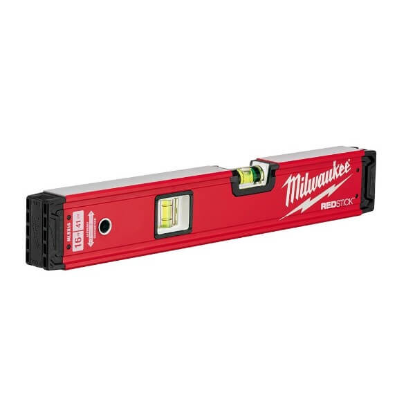 Milwaukee 400mm REDSTICK™ Backbone Level