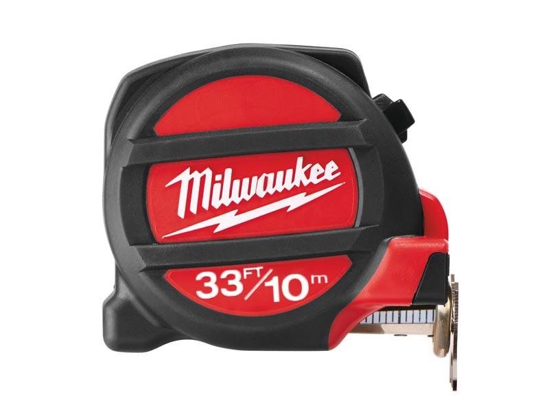 Milwaukee Premium Tape Measure 10M/33'