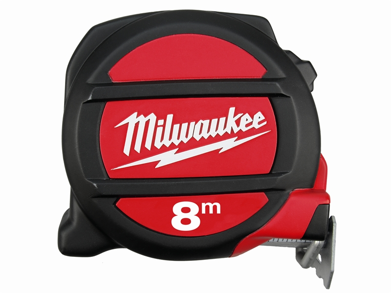 Milwaukee Tape Measure metric 8m