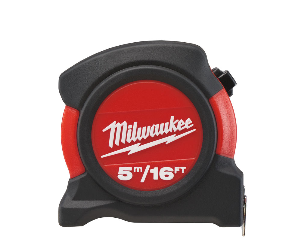 Milwaukee 5m/16 Contractor Tape