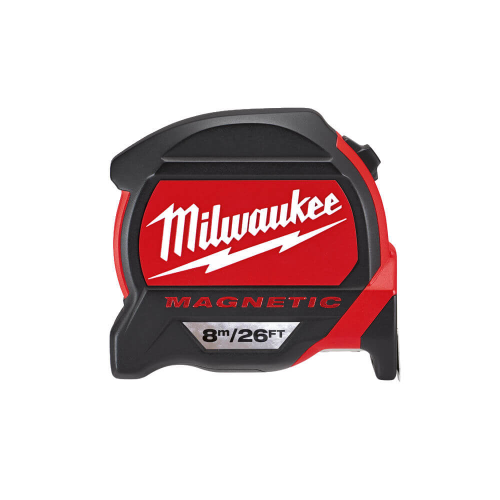 Milwaukee Premium Tape Measure 8M/27'