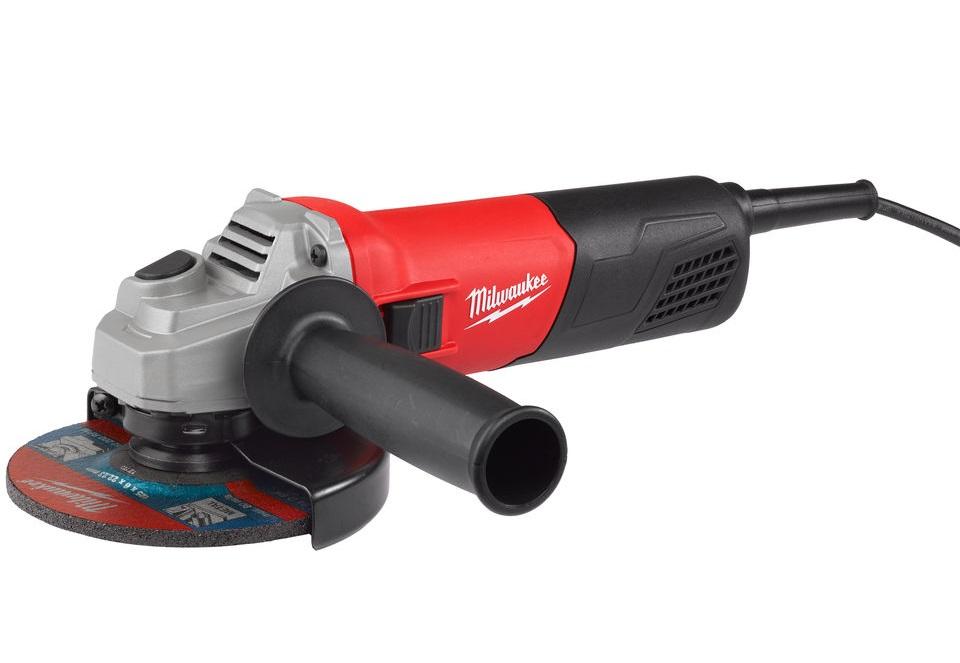Milwaukee AG800-115E 115mm 800w Angle Grinder