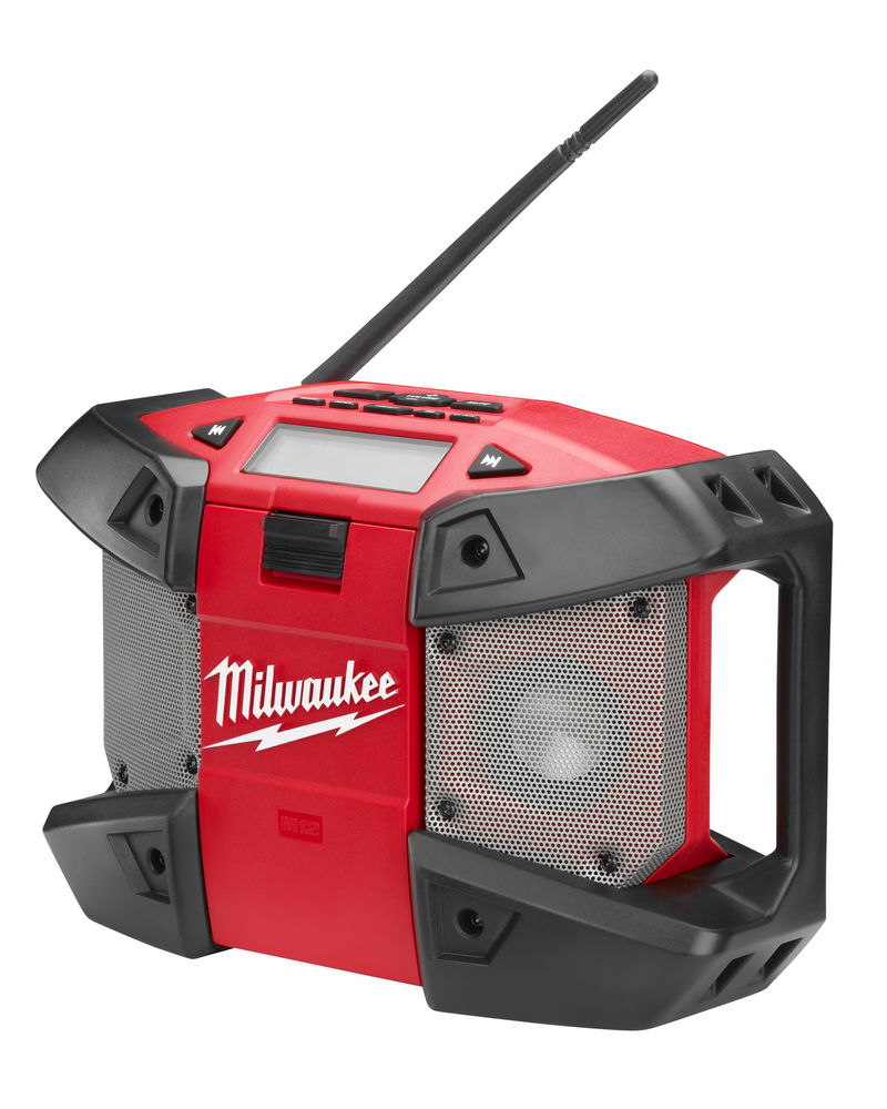 Milwaukee C12JSR-0 M12 Compact Jobsite Radio