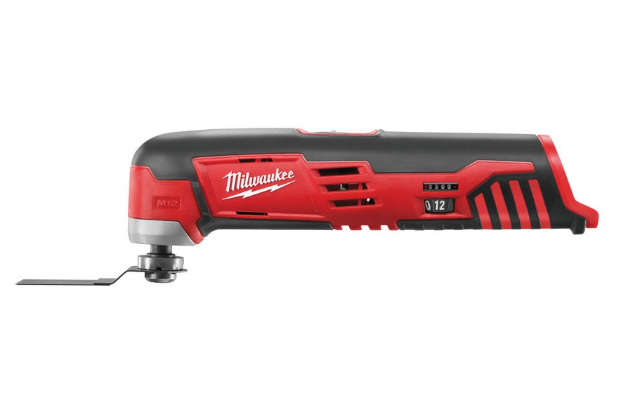 Milwaukee C12MT-0 M12 Compact Multi tool