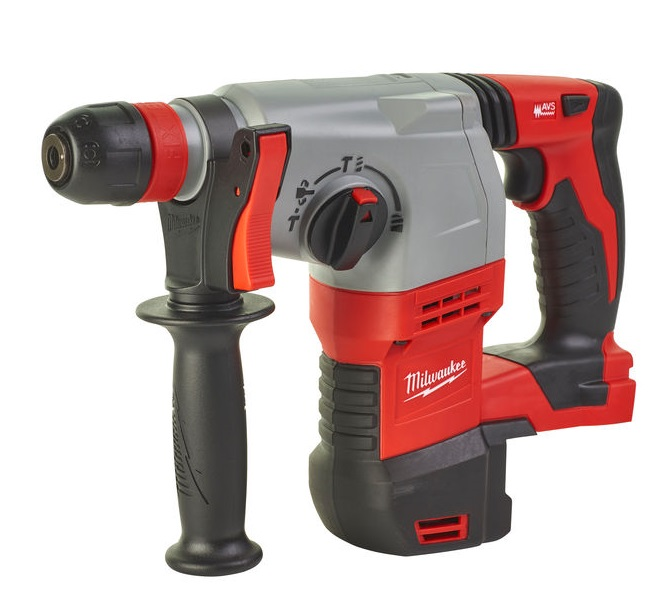 Milwaukee HD18HX-0 M18 SDS+ Hammer