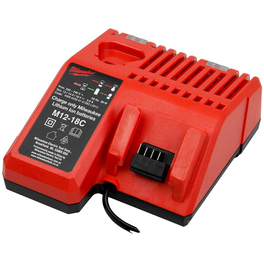 M12-18C M12-18 Multi Charger