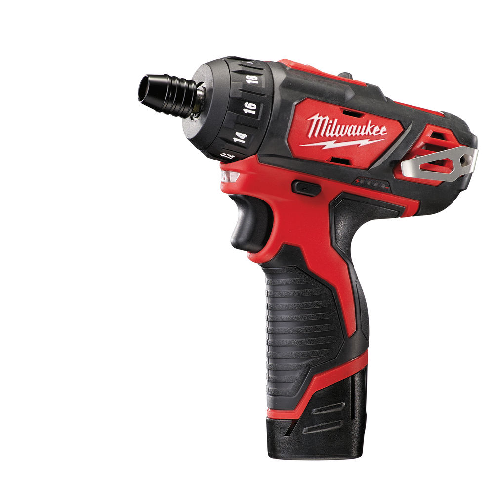 Milwaukee M12BD-202C M12 Screwdriver