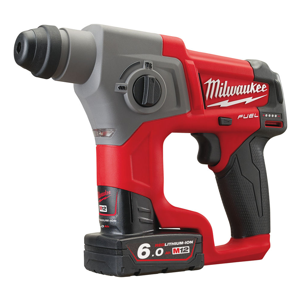 Milwaukee M12CH-602X M12 Fuel SDS Hammer