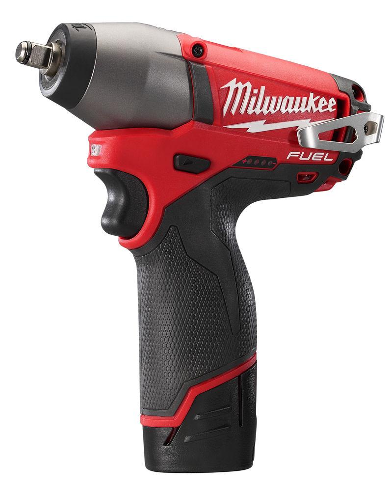 Milwaukee M12CIW38-202C Fuel Imp. Wrench 3/8