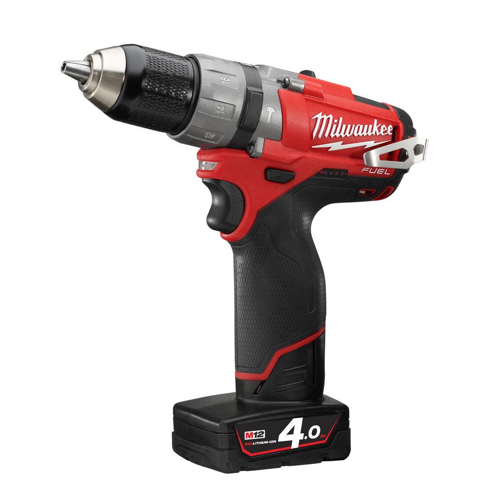 Milwaukee M12CPD-402C M12 Fuel Combi Drill