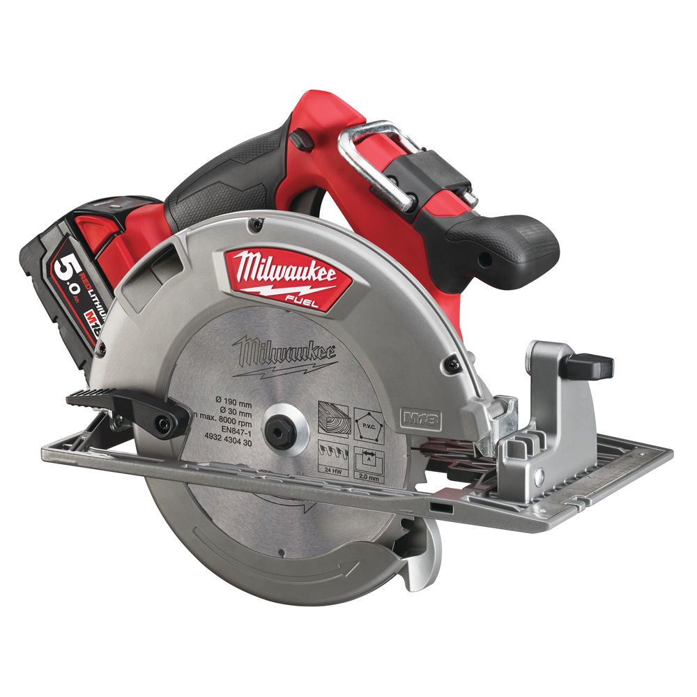 Milwaukee M18CCS66-502X M18 Fuel Circular Saw