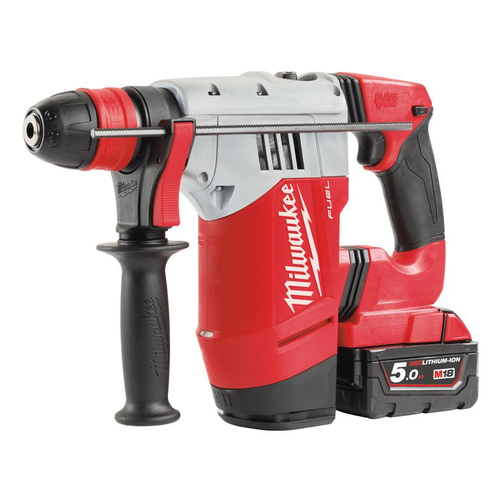 Milwaukee M18CHPX-501B M18 Fuel SDS+ Hammer