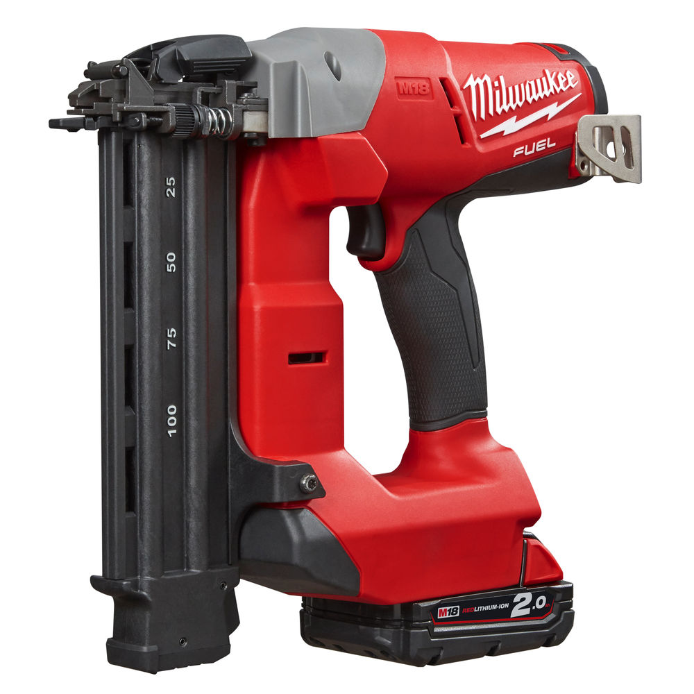 Milwaukee M18CN18GS-202X 18g Straight Nailer