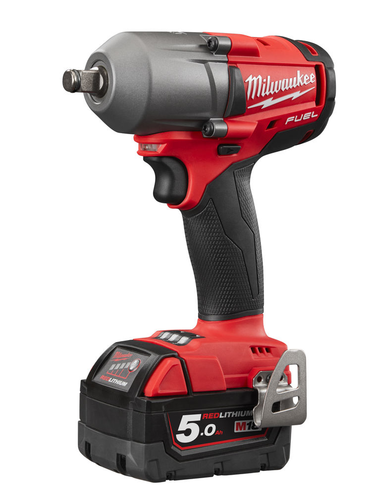 Milwaukee M18FMTIWF12-502X Fuel Impact Wrench