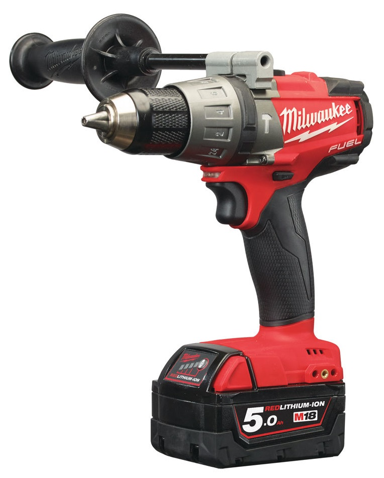 Milwaukee M18FPD-502X M18 Fuel Combi Drill