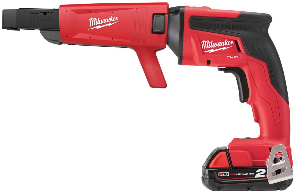 Milwaukee M18FSGC-202X M18 Collated Screw Gun