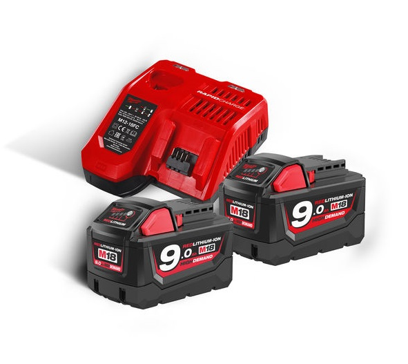 Milwaukee M18NRG-902 18V 9.0Ah Battey Pack