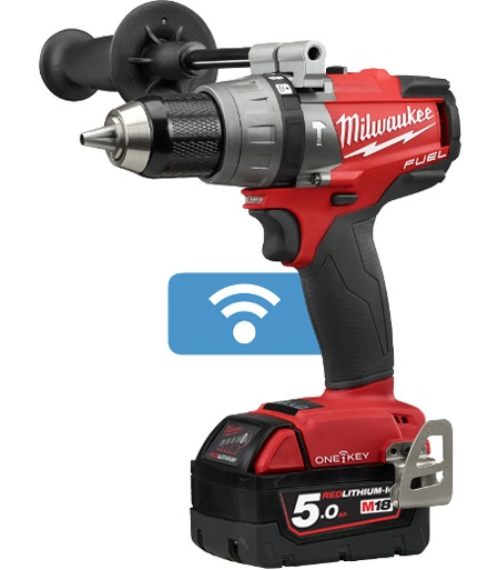Milwaukee M18ONEPD-502X One Key Combi Drill