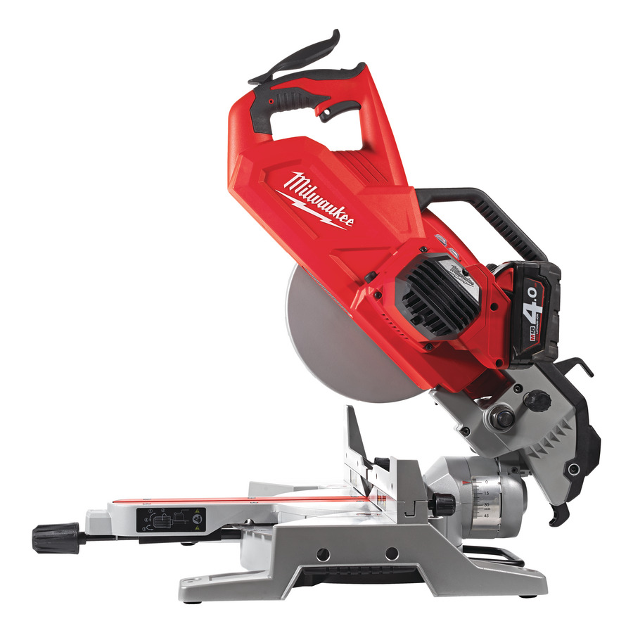 Milwaukee M18SMS216-0 M18 Cordless Mitre Saw