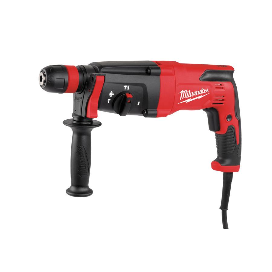 Milwaukee PH27X 26mm SDS+ 3 mode Hammer 240V