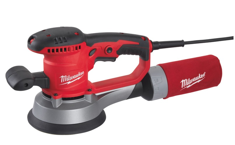Milwaukee ROS150E-2 150mm Orbital Sander 240v