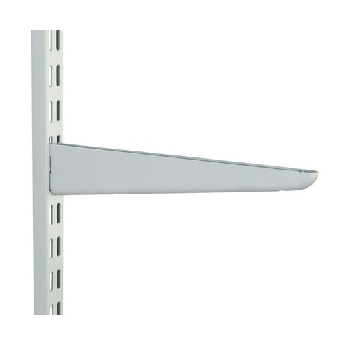 Newtech 10.5'' Shelf Bracket White 2'' Base