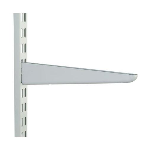Newtech 10.5'' Shelf Bracket White 2'' Base