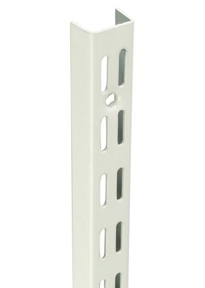 Newtech 28'' Twinslot Shelf Upright 11128
