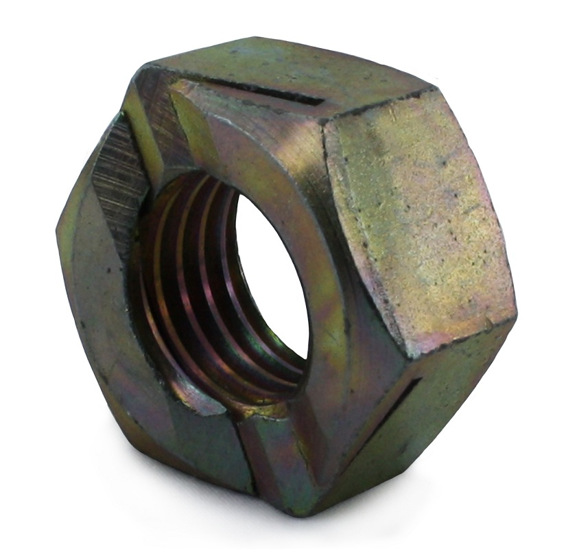 M20 Binx All Metal Locking Nut BZP