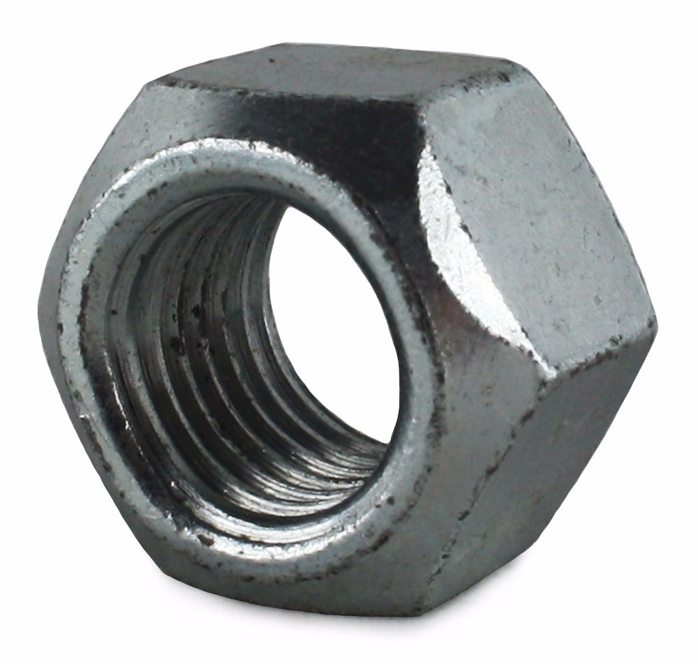 M24x2.00p All Metal Locking Nut BZP DIN 980
