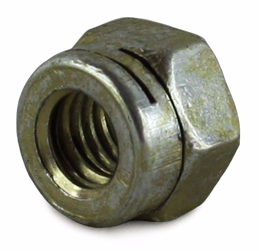 1/4 UNC Bent Beam Turret Locking Nut Grade 8