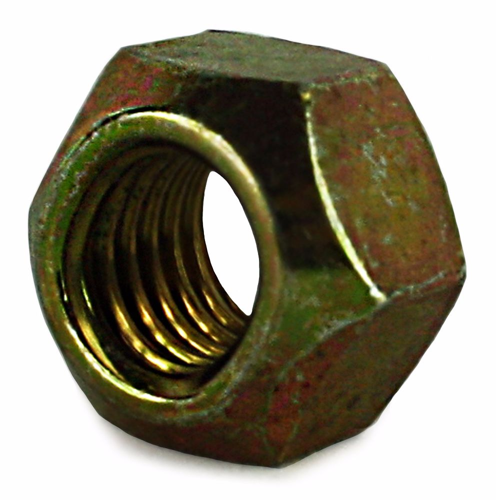 M10 Tri-5 All Metal Locking Nut Grade 8.8 ZYP