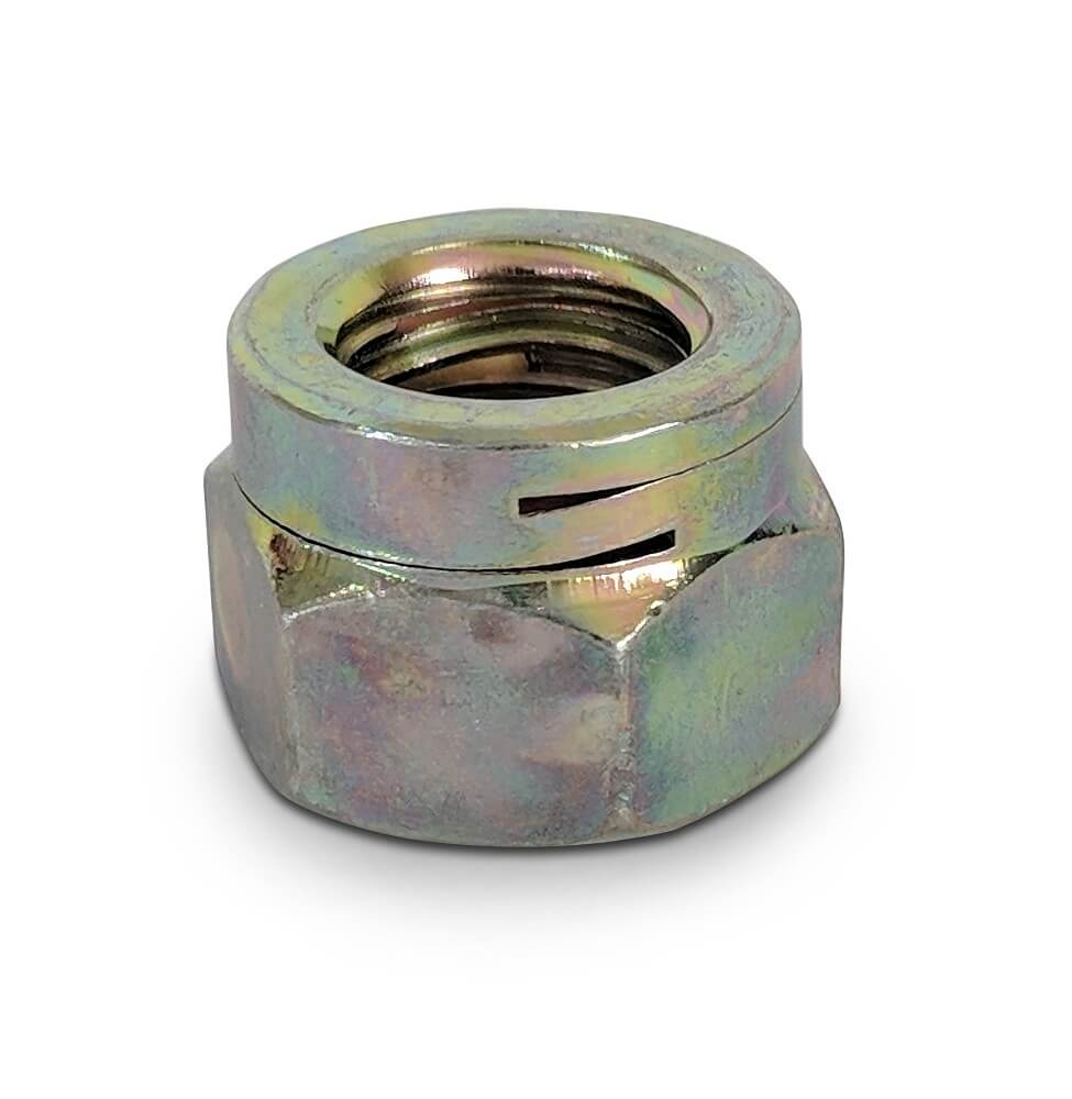 M6 Bent Beam Turret Locking Nut Grade 8 ZYP