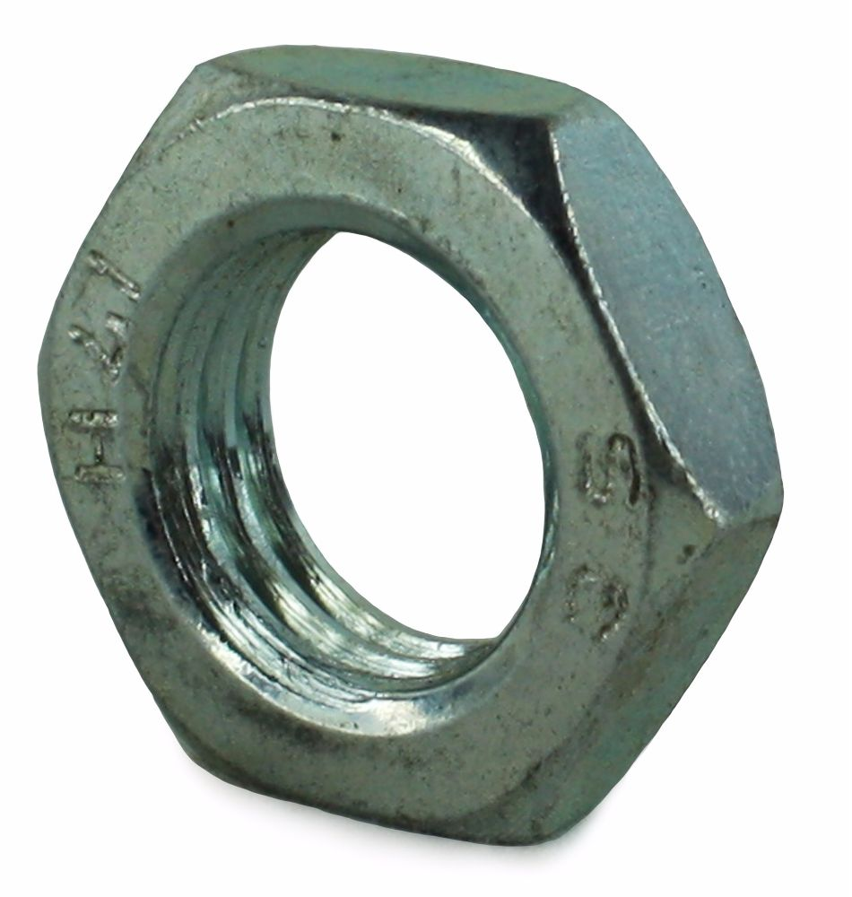 3/4 BSW Lock (Half) Nuts BZP