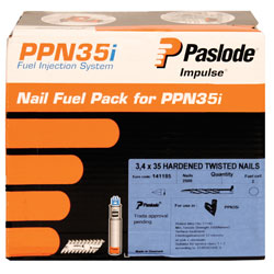 PPN35i Nail Packs 141185 35 x 3.4mm Twisted