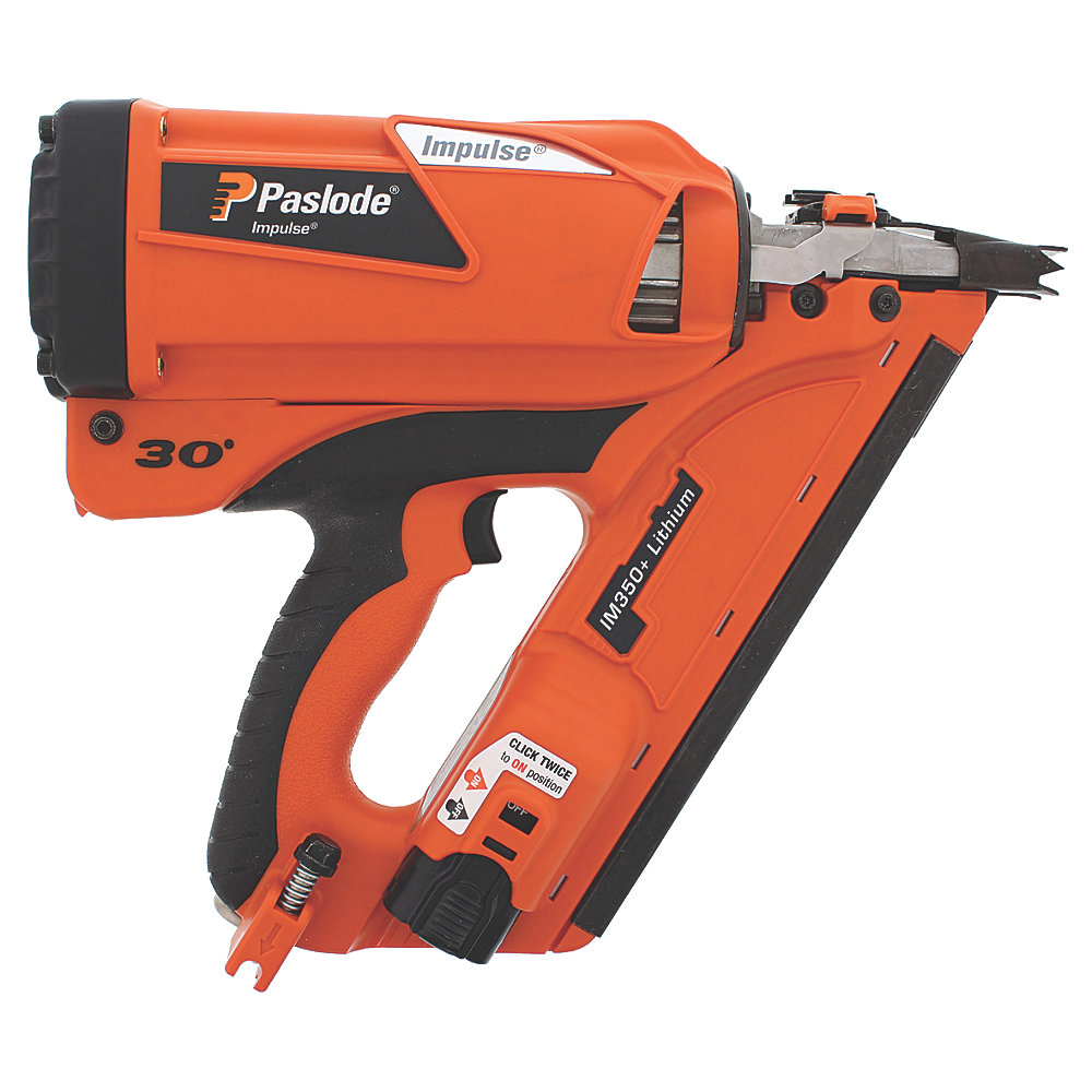 Paslode IM350+ Lithium Gas Framing Nailer